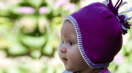 Maeva a testé le bonnet Tuppence and Crumble