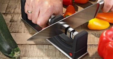 Comparatif meilleur aguiseur couteaux électrique