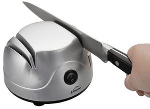Test et avis sur l'aiguiseur de couteaux électrique Lacor 69141
