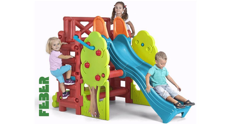 Comparatif pour choisir la meilleure aire de jeu pour enfant