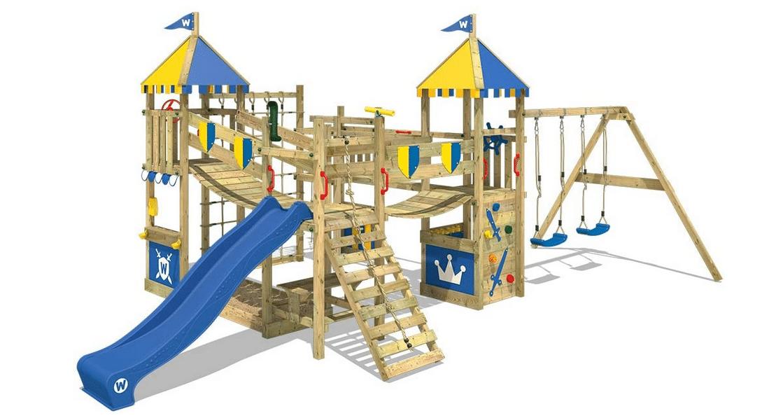 Meilleure aire de jeu pour enfant