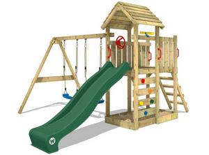 Test et avis sur l'aire de jeux en bois Wickey