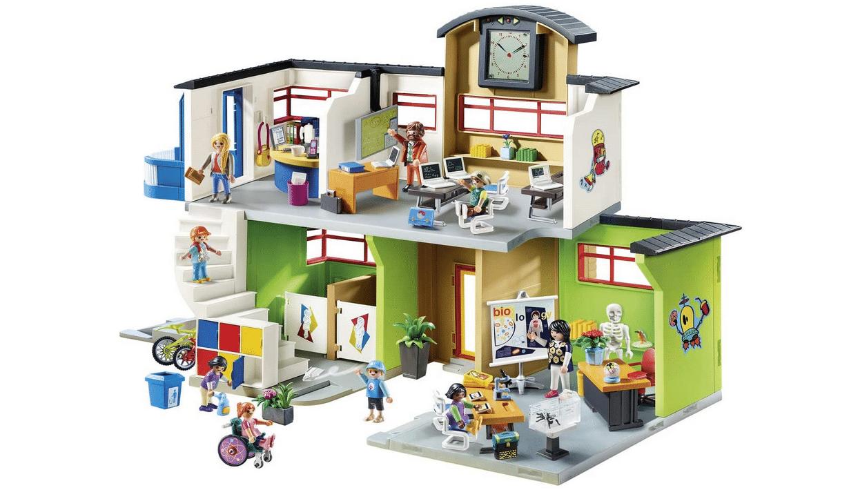 Comparatif meilleure école Playmobil