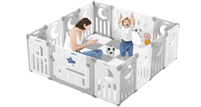 Meilleur parc bébé