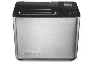 Test et avis sur la machine à pain Kenwood BM450