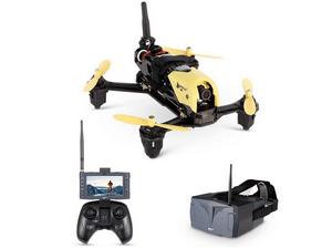 Test et avis sur le drone Hubsan H122D X4 Storm Racer