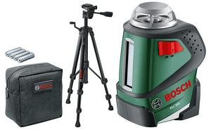 Test et avis sur le niveau laser Bosch PLL 360